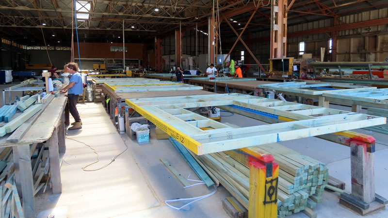 manufacturing-wall-frames